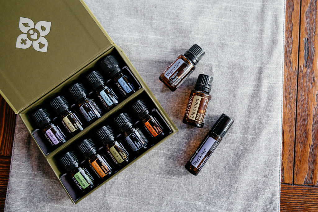 doterra easy starter kit for working women
