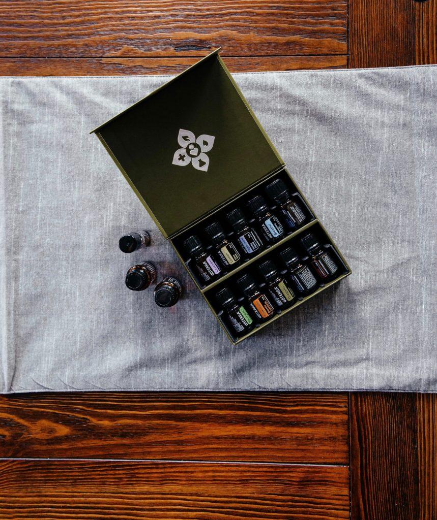 doterra essential oils family starter kit