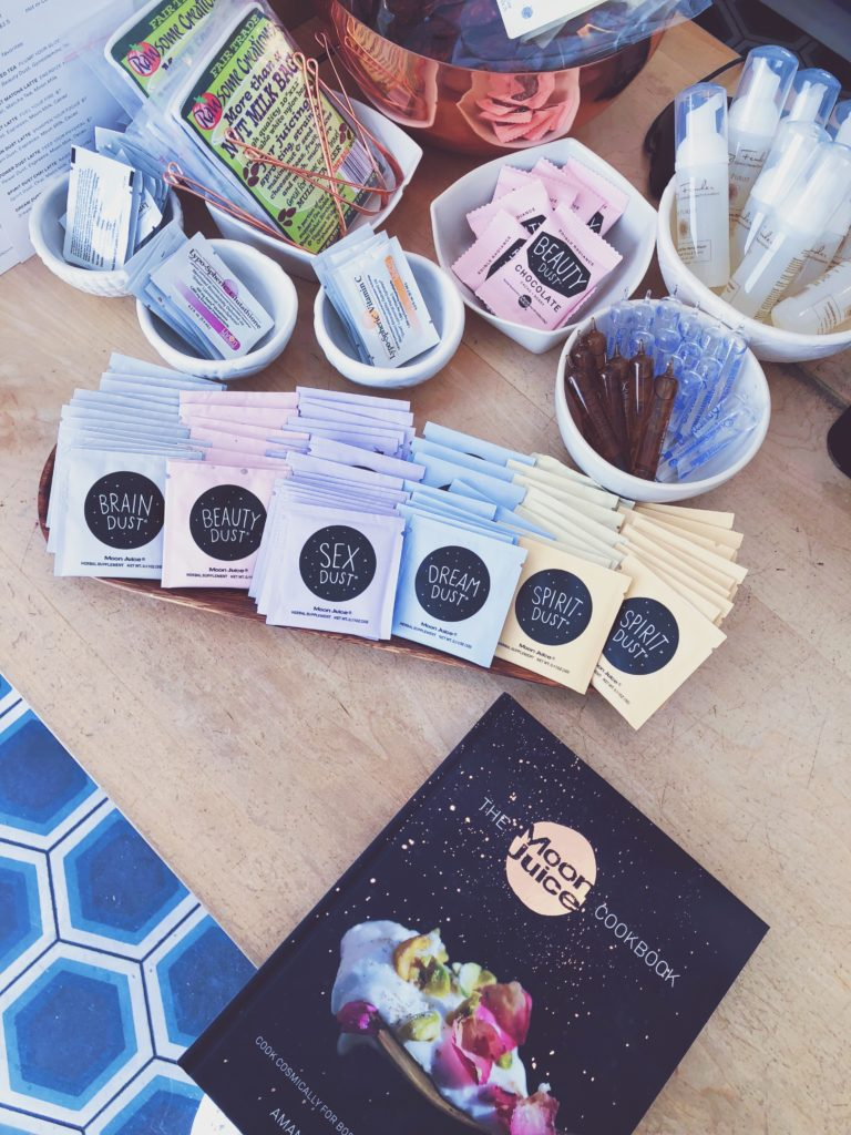 venice california restaurant guide moon juice