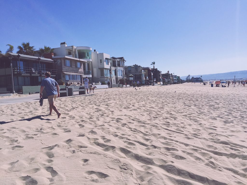 From the Lone Star State to Lala Land: Moving to Los Angeles, California