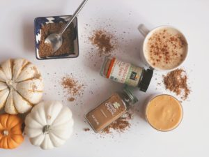 plantbased vegan pumpkin spice latte recipe