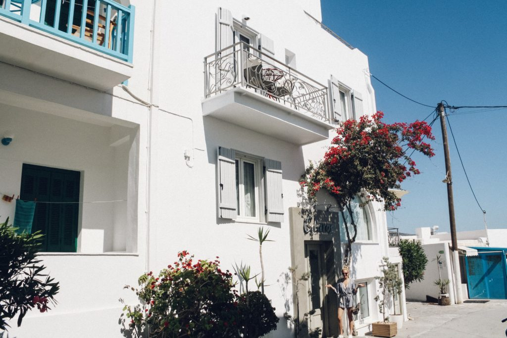 Greece Trip Itinerary for 2 Weeks