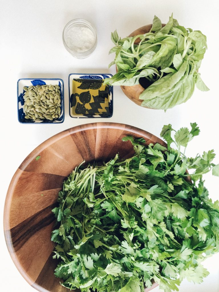5-Minute Perfect Vegan Pesto
