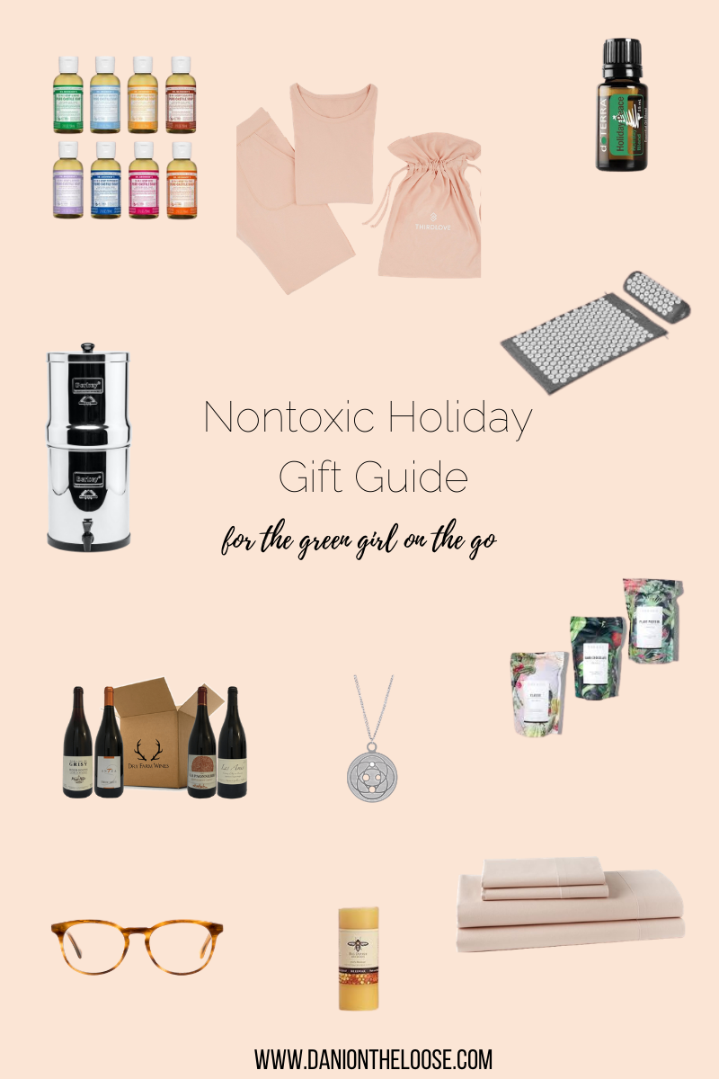 Nontoxic Holiday Gift Guide